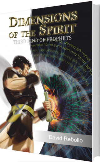 DIMENSIONS OF THE SPIRIT – The Third Kind Of Prophets (Paperback)